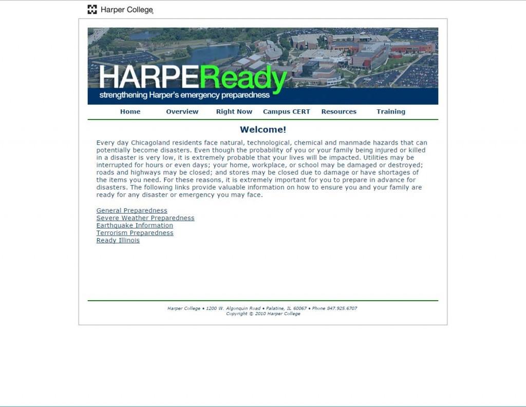 Harper Ready