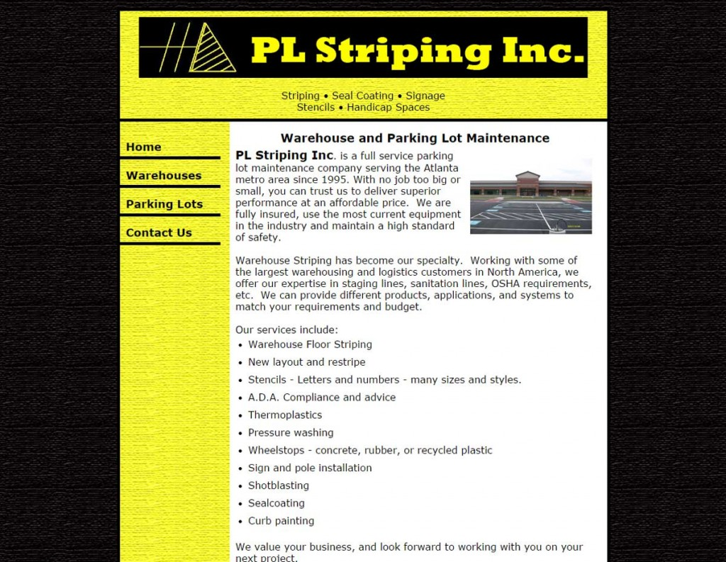 PL Striping