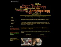 Anthropology - Sociology
