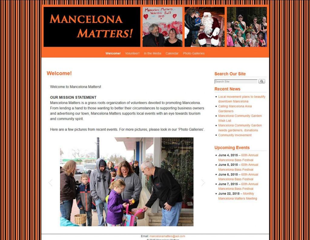 mancelonamatters.com