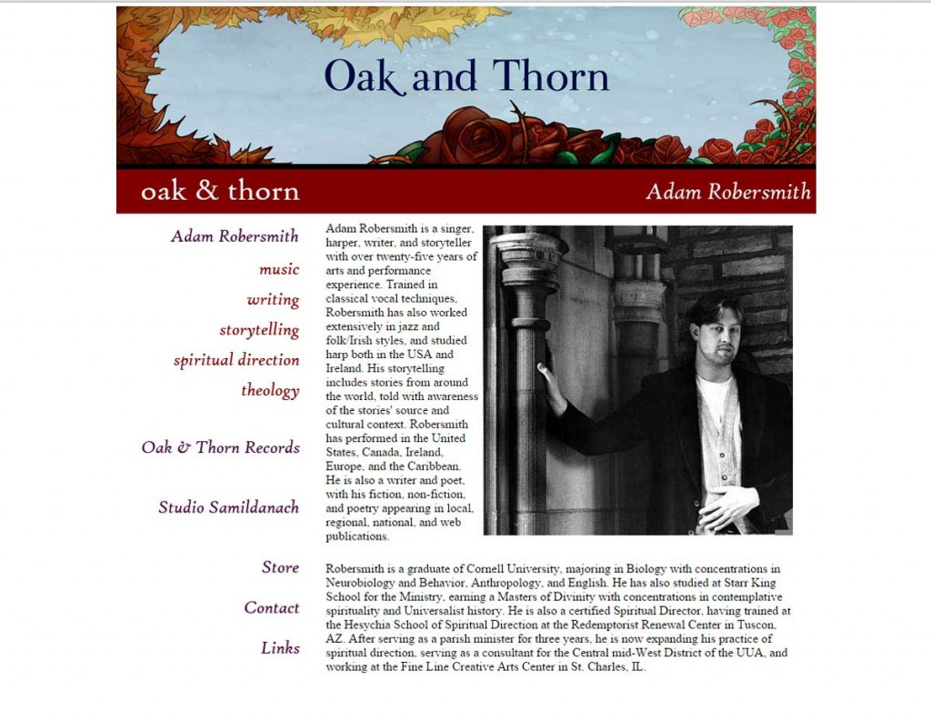 Oak and Thorn